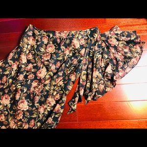 Lauren by Ralph Lauren Floral Dress, Size 6